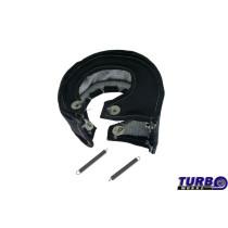 Kipufogó Turbo hővédő T03 Fekete